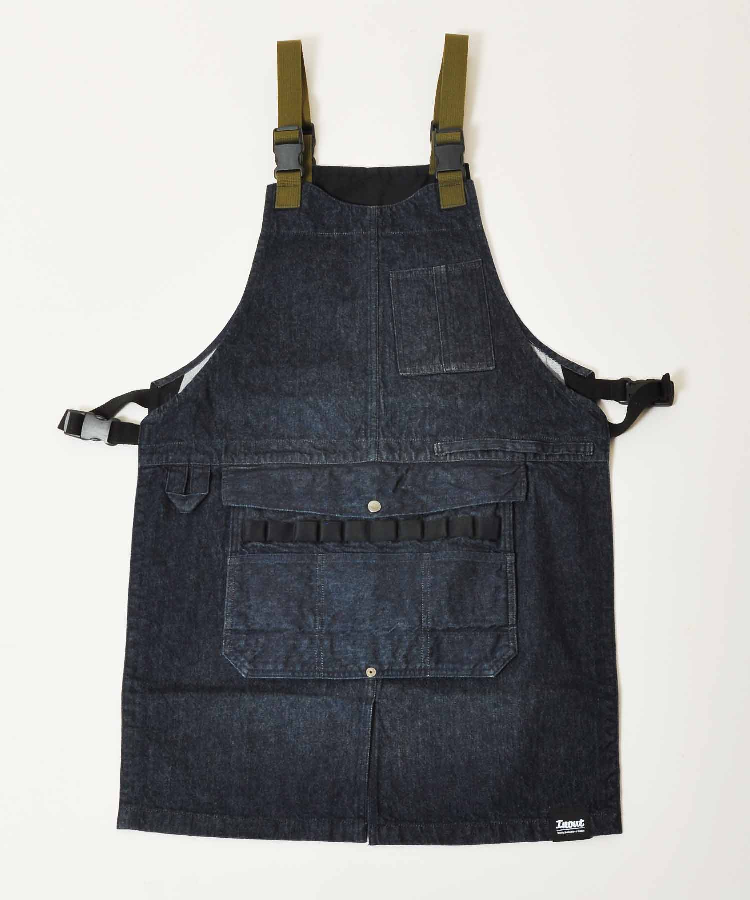 【makerhood×INOUT】Apron