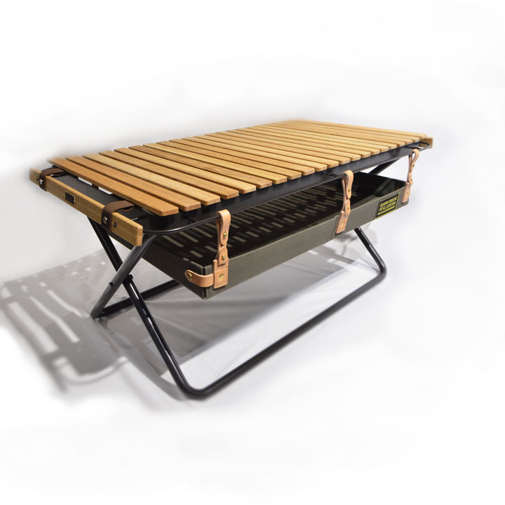 Turtle Table Under Storage