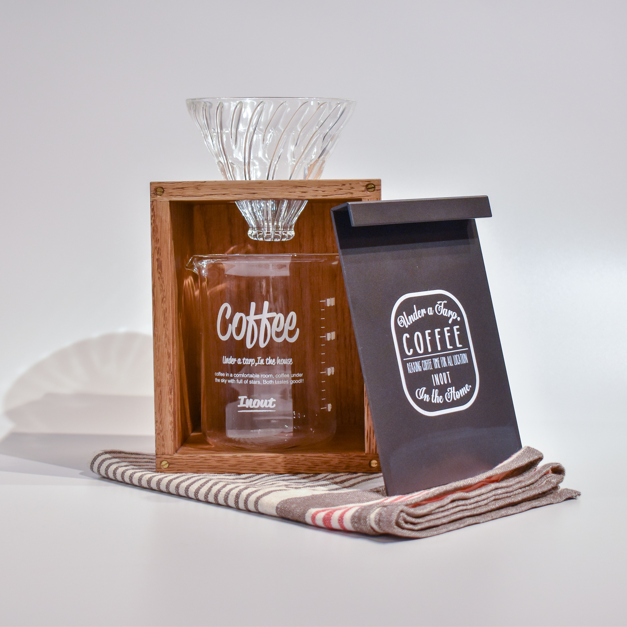 Single Coffee Dripper Stand