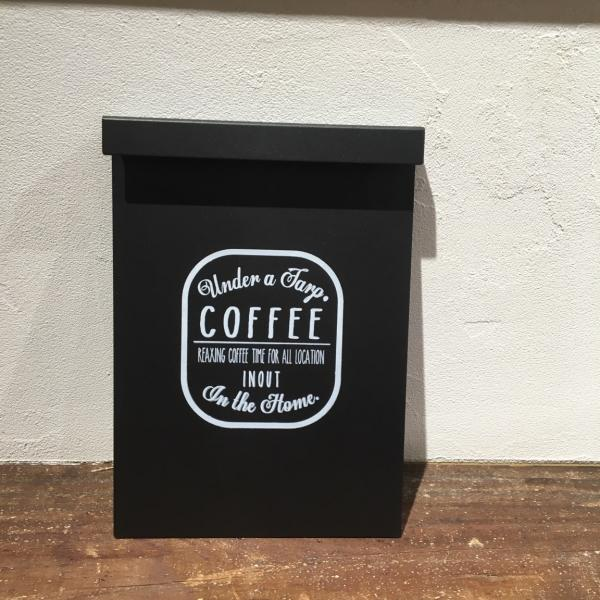 Single Coffee Dripper Stand Panel