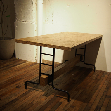 Dining Table(Leg Steal)