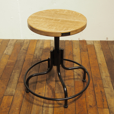 Stool Wood (Low)
